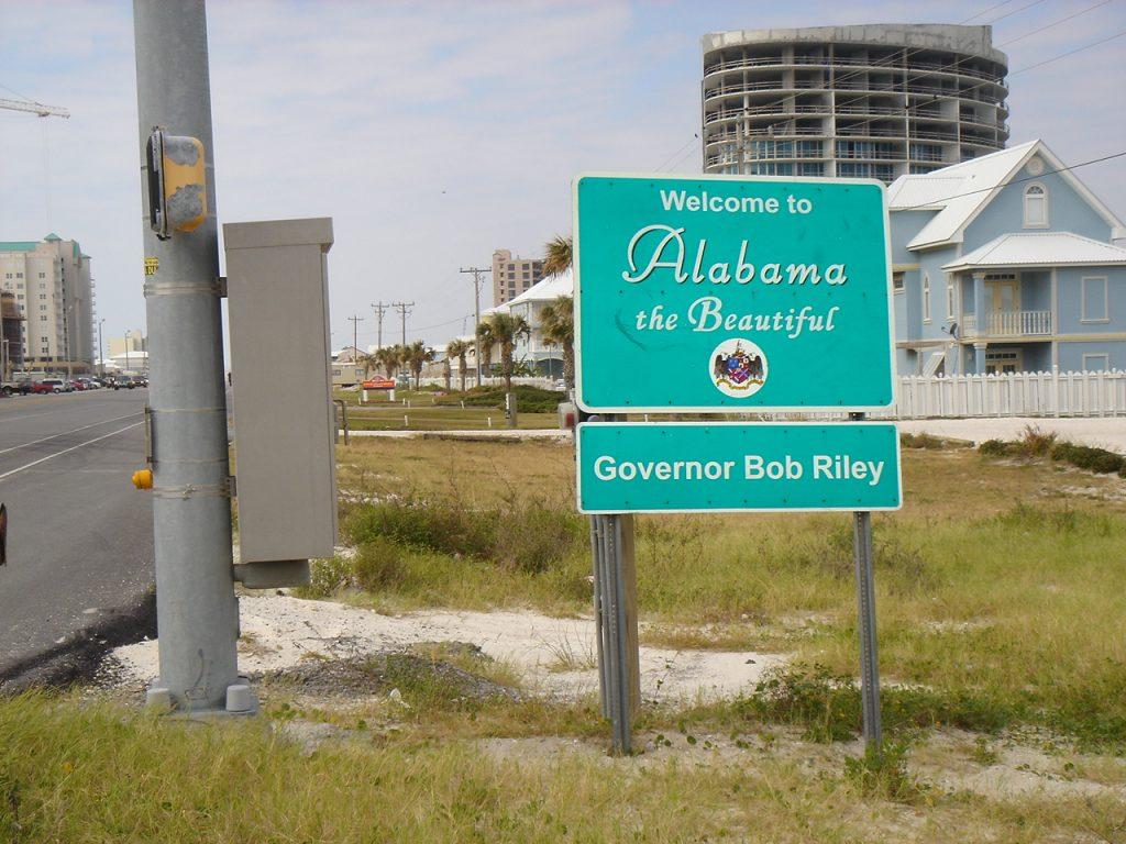 November 4, Alabama State Line