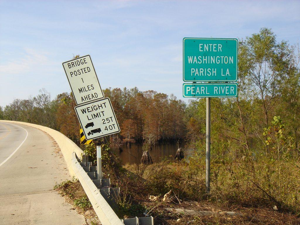 November 10, Louisiana State Line