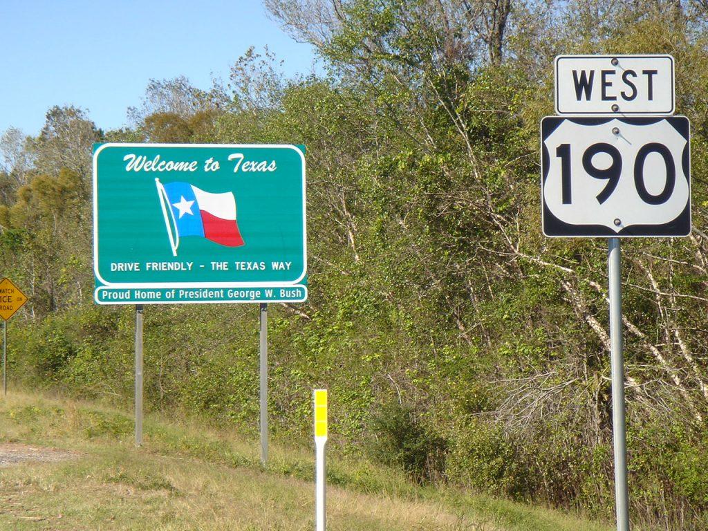November 17, Texas State Line