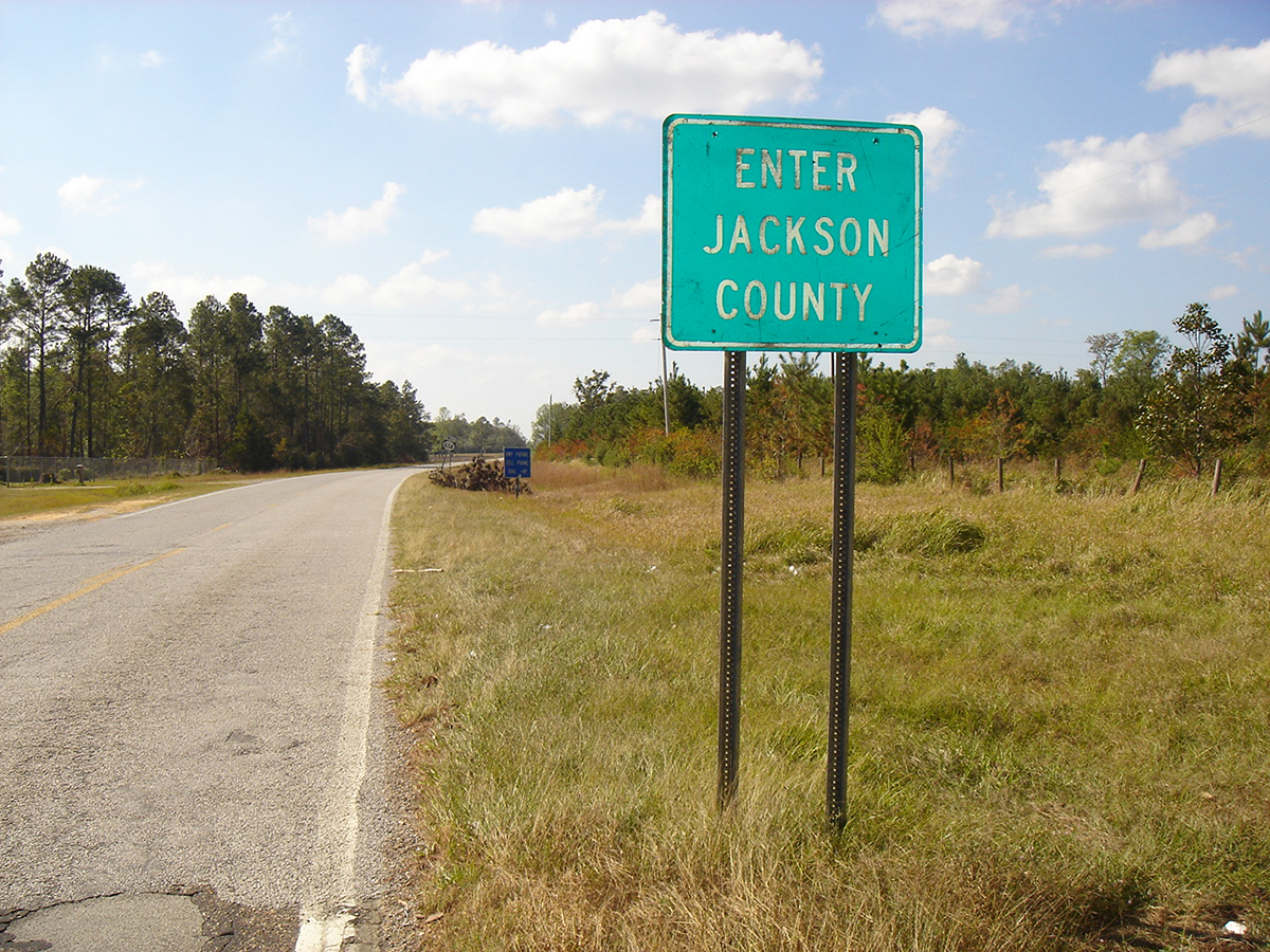 November 8, Alabama-Mississippi Border