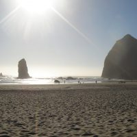 July 23, Cannon Beach, OR