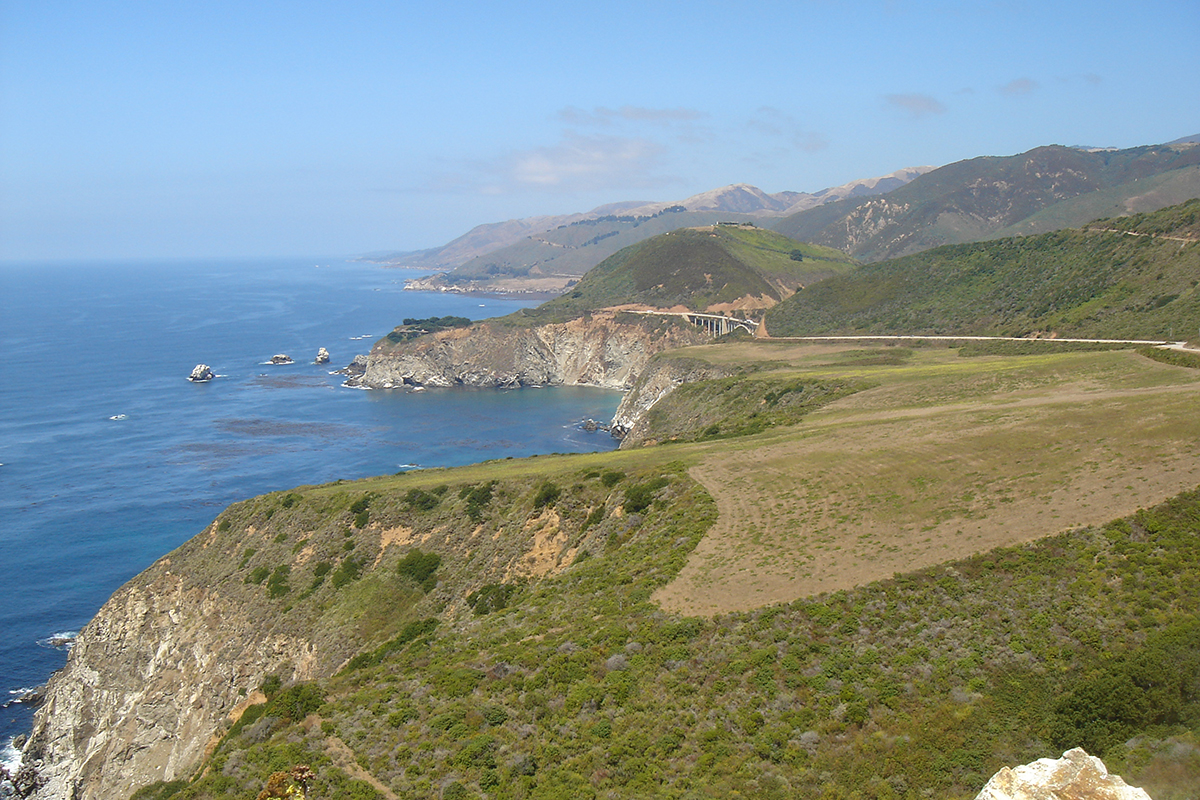 August 14, Big Sur, CA
