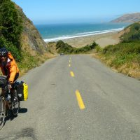 August 1, The Lost Coast, California